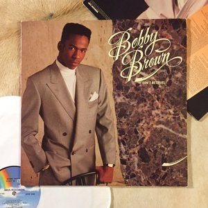 "Bobby Brown - ""Don't Be Cruel"" Vinyl LP"